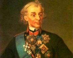 Александру Суворову присвоено звание генерал-фельдмаршал