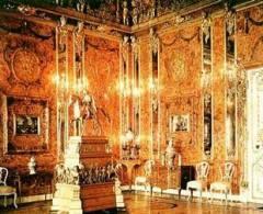 В Екатерининском дворце Царского Села состоялось официальное открытие воссозданной Янтарной комнаты